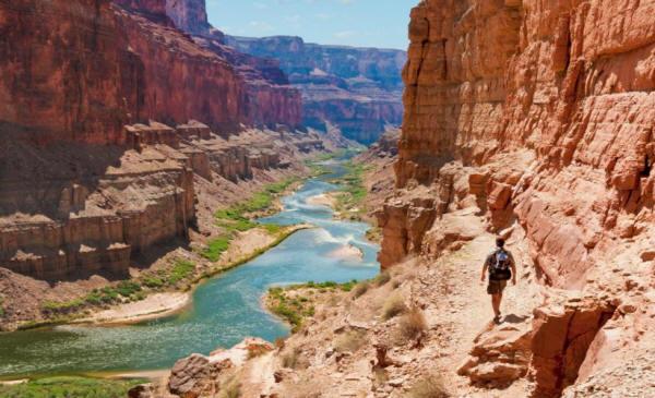 Scorcio del Grand Canyon